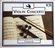 Violin Concerti 5CD