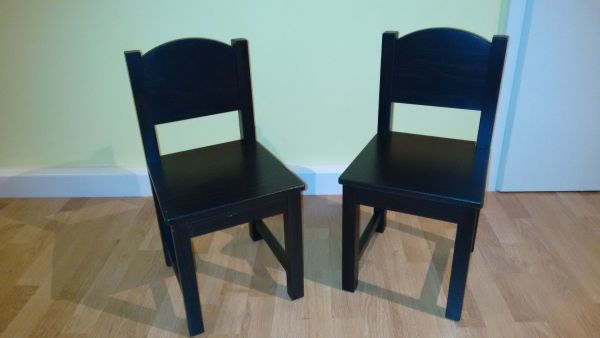 Ikea Kinderstühle 2 ikea kinderstühle sundvik dunkelbraun in münchen ikea möbel