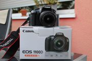 CANON EOS 1100D EF-S 18-55mm