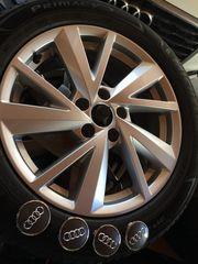 Audi- Sommerkompletträder Q2 17 Zoll