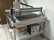 CNC Fräsmaschine, vhf