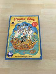 Puzzle Pirate Ship