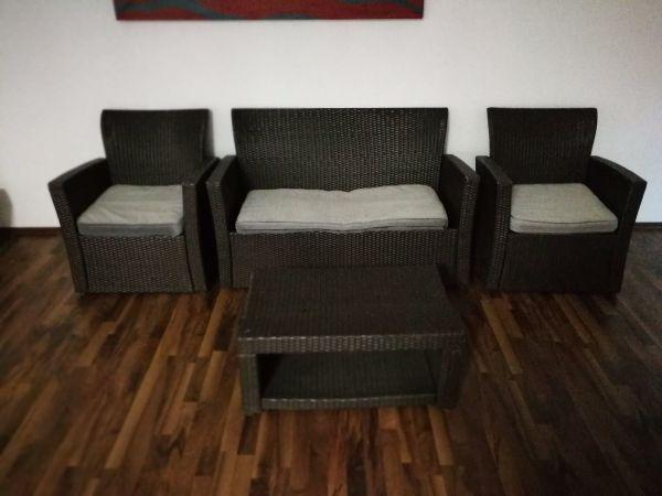 gartenmobel liegestuhl gebraucht kaufen nur 2 st bis 70. Black Bedroom Furniture Sets. Home Design Ideas