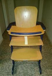 Geuther Kinderstuhl Stuhl Babystuhl Tisch