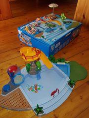 Playmobil Freibad 4858 +