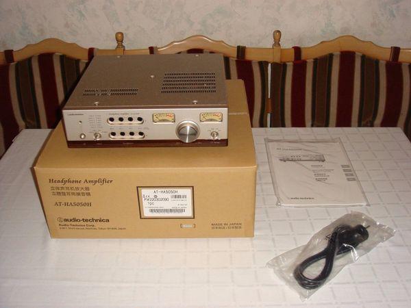 Audio Technica Kopfhörerverstärker » Verstärker, Equalizer, Receiver
