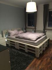 Palettenbett  Palettenbett - Haushalt & Möbel - gebraucht und neu kaufen - Quoka.de