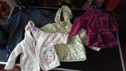 Babywäsche aller Art für Mädchen