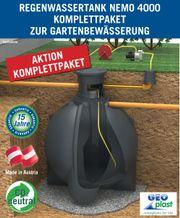 AKTION Regenwassertank NEMO 4000 Liter