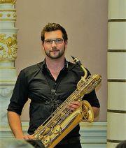 Saxophonist sucht Band
