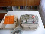 Loewe Opta Tonbandgerät Optacord 404