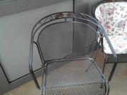 Gartenstühle - Bürstadt - 2 Gartenstühle inkl. Auflage zu verkaufen. :)Die Stühle sind so gut wie neu und wurden bisher nur im Innenbereichen genutzt. Sie wurden im Sommer 2017 angeschafft, haben aber nie den Weg nach draußen geschafft und verharrten am Esstisch!Sie - Bürstadt