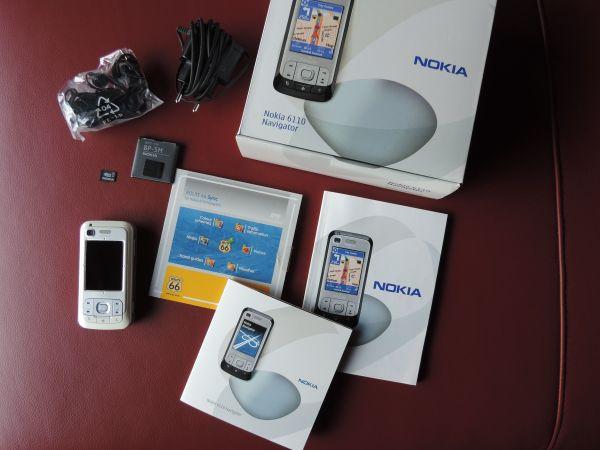 Nokia Navigator 6110 » Nokia Handy