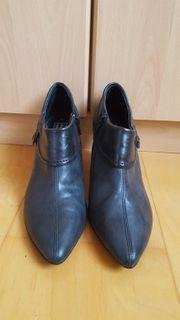 Görz17 Gr. 40 Damen Stiefeletten Schuhe boots Schwarz