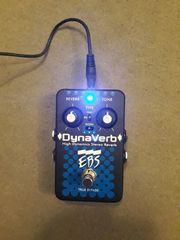EBS DynaVerb Bass-Reverb Bodeneffekt incl