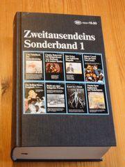 Buch Zweitausendeins Sonderband 1