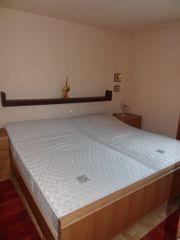 Doppel - Bett