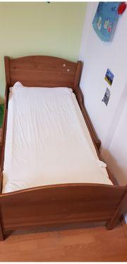 Kinderbett ausziehbar/variabel