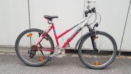Mädchen fahrrad 26 zoll gebraucht kaufen  Hohenems