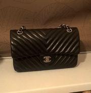 Chanel Tasche chevron