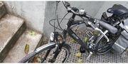 Herren Trekking fahrrad 28Zoll wenig
