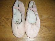 Ballettschuhe Gr 34 35 Leder