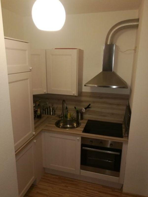 Küchenzeilen landhausstil weiß  Einbauküche, weiß im Landhausstil - inkl. Geräte in München ...
