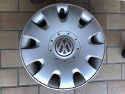 5 gebrauchte VW Radzierblenden