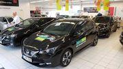 Nissan Leaf II mieten bei