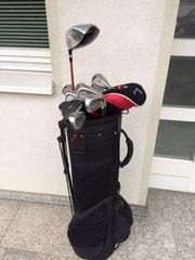 Golfset komplett incl Bag
