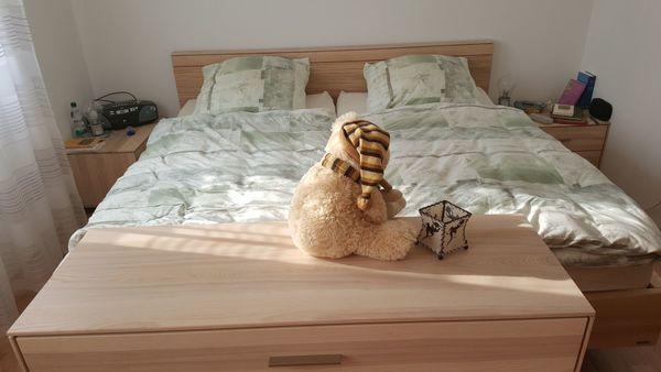 Neuwertiges Schlafzimmer, Kiruna 4.0, Möbel Höffner ...