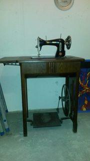 Nähmaschine von ca 1920
