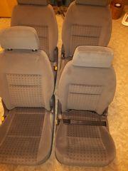 4 Autositze für VW Sharan