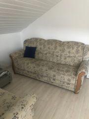 Wohnzimmer 3sitz Sofa
