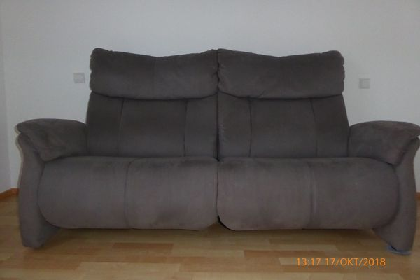 Himolla 3 Sitzer Couch In 2 Sitz Optik In St Wolfgang