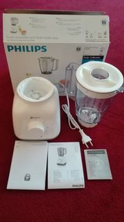 Philips Stand-Mixer 400W 1 5L