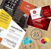 Grafikdesign - Printdesign - Logodesign -