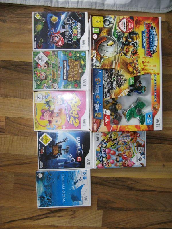 WII SPIELE » Nintendo, Gerät & Spiele