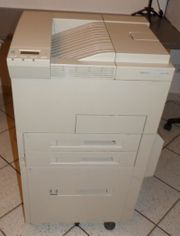 HP Laserjet 8000 DN Netzwerk