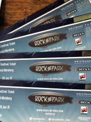 Rock im Park Weekend Tickets