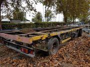 Hafentrailer Bootstrailer LKW-Unterbau