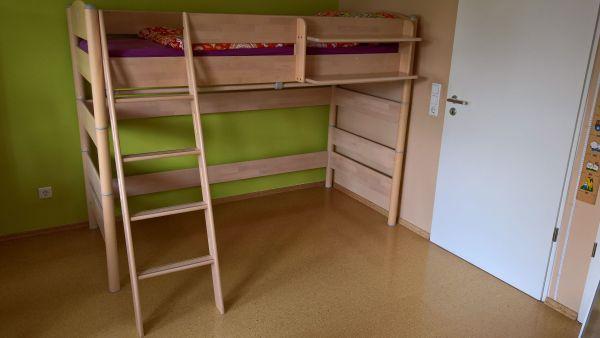 hochbetten kaufen hochbetten gebraucht. Black Bedroom Furniture Sets. Home Design Ideas