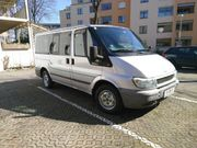 Ford Euroline Bus Camper mit