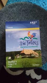 DVD Box Die Fallers