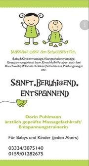 Baby und Kindermassage etc