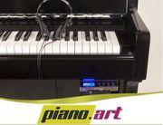 SILENT Feurich Klavier Neu - Mod