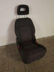Autositz Sitz für VW Sharan