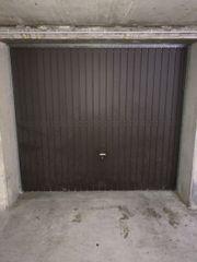 Suche Garage zum