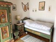 Original Voglauer Schlafzimmer Schrank Bett