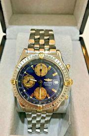 Luxus Herren Uhr Breitling Automatik